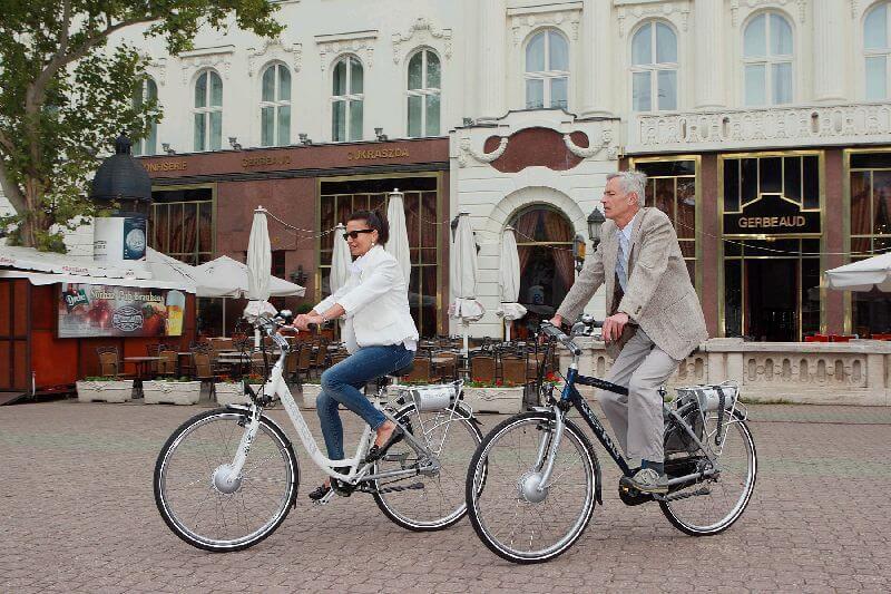 Gepida električni bicikl