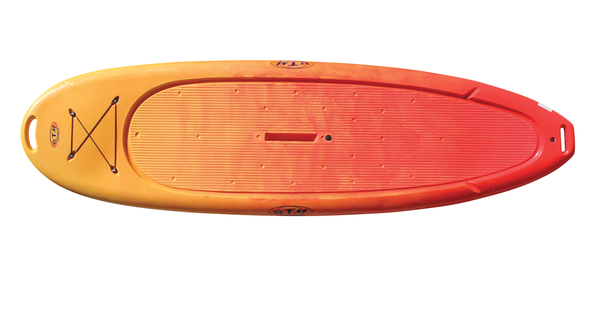 RTM PE SUP 10' stand up paddle