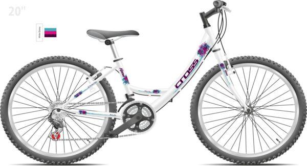 """CROSS ALISA 24"""" dječji bicikl (2019.)"""
