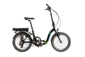 DEVRON 20122 električni folding bicikl