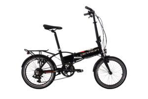 DEVRON 20124 električni folding bicikl s integriranom baterijom i 7 brzina