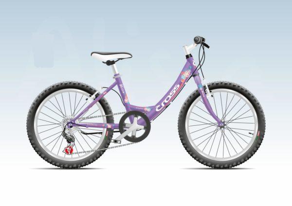 """CROSS ALISSA 20"""" dječji bicikl"""