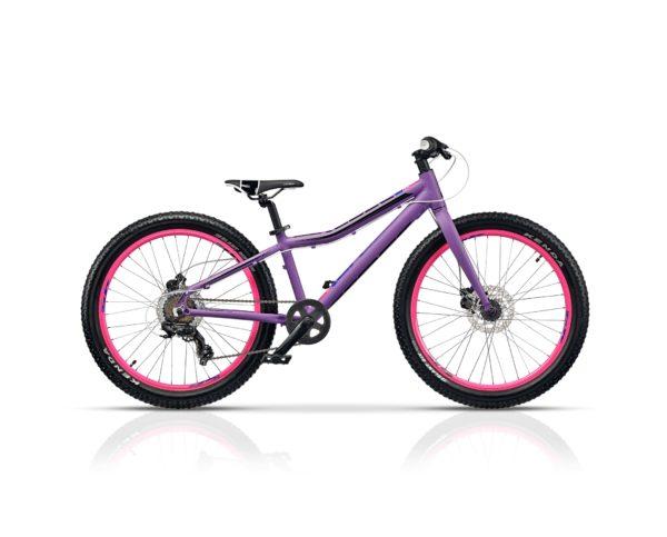 """CROSS REBEL 24"""" GIRL dječji bicikl (2022.)"""